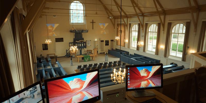 Informatiedag voor Kerken