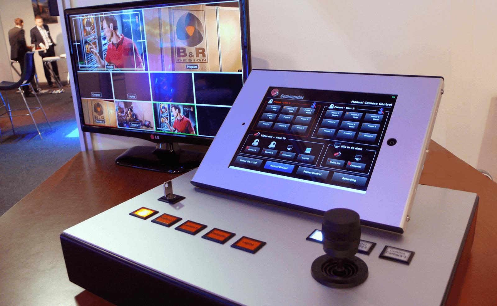KerkTV-hardware