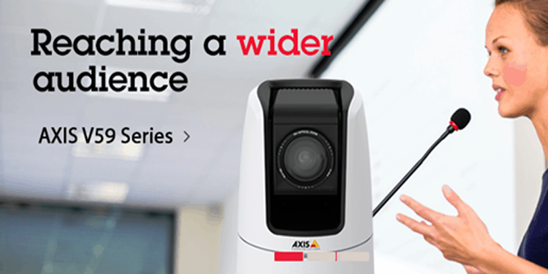 Axis V5915 PTZ Camera