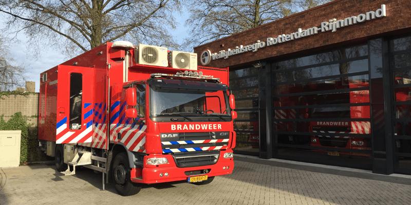 Foxtrot Update VRR Rotterdam
